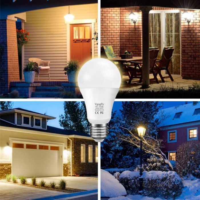 Outdoor Light Bulbs For Exterior Fixtures, What Is The Best Outdoor Light Bulb
