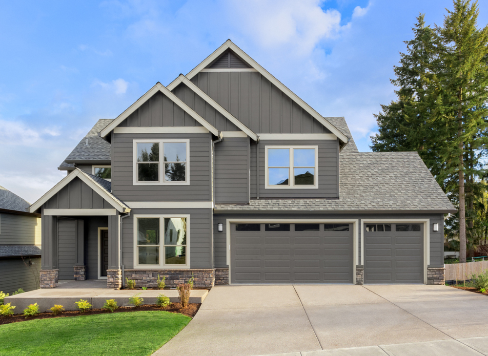 Standard Garage Door Sizes For Any Home