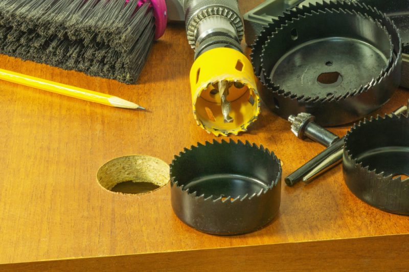 Hole Saw Kits: A Must Have for Your Tool Box
