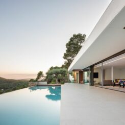 House in Ses Costes swimming pool