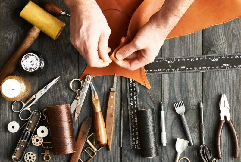 Take a Look at Some of the Best Leather Tooling Kits