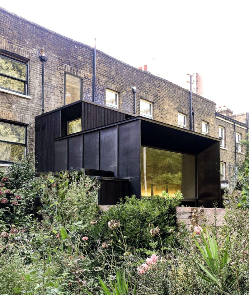 Old Houses Transformed By Newly-Added Modern Extensions