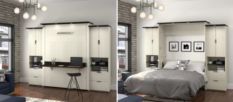 What Is A Murphy Bed? The Classic Fold-Up Bed