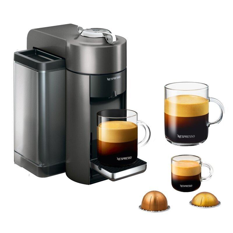Nespresso Vertuo Coffee & Espresso Machine by DeLonghi