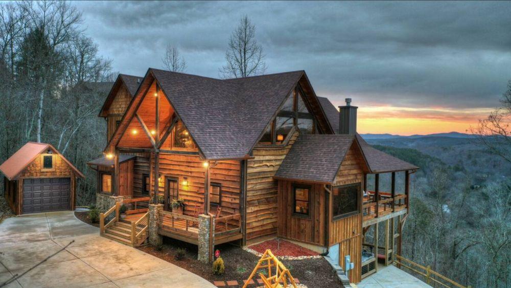 Privacy Peak - Blue Ridge