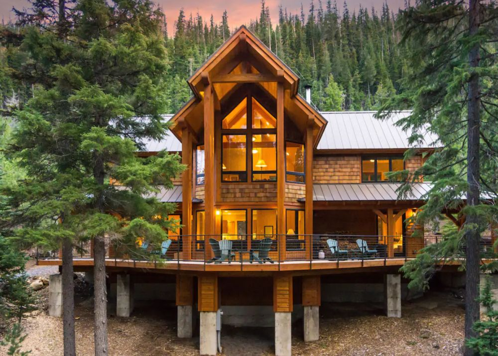 Private, Luxury Cabin on Tumalo Lake