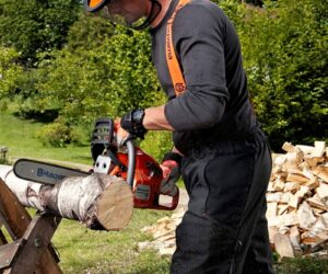 A Husqvarna Chainsaw is One of the Best Options: Here's Why
