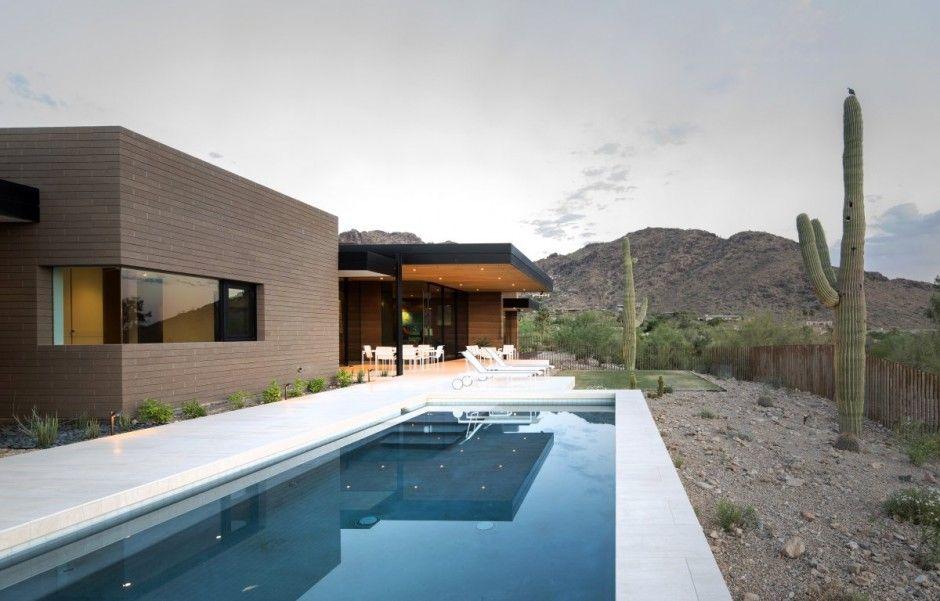 A beautiful hillside home - Arizona