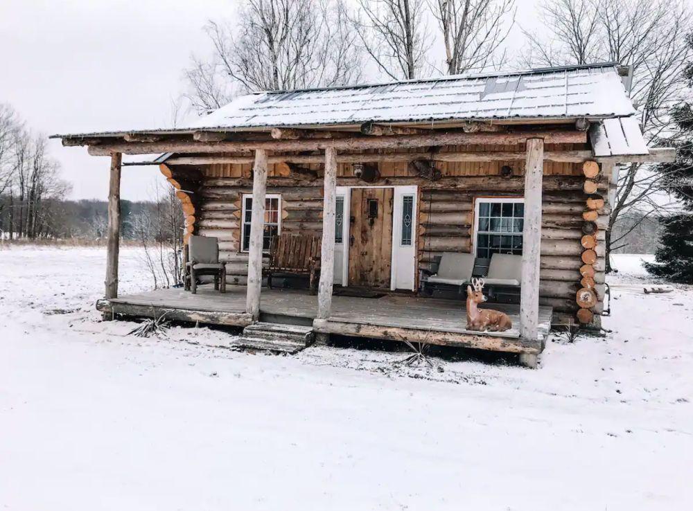 Wood Pennsylvania Cabin Rentals