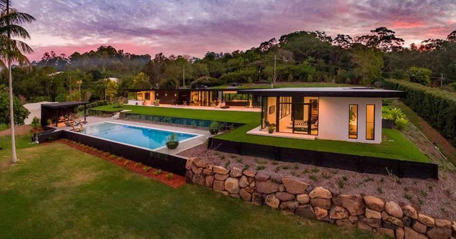 A single-level family home - Australia