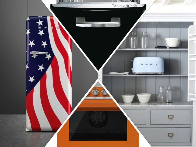 Must Have Smeg Appliances Everyone Needs on Their Countertops