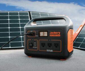 不要陷入黑暗:买个太阳能发电机