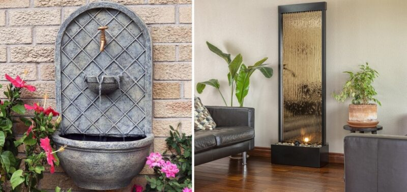 Stunning Outdoor Wall Fountains for Your Backyard
