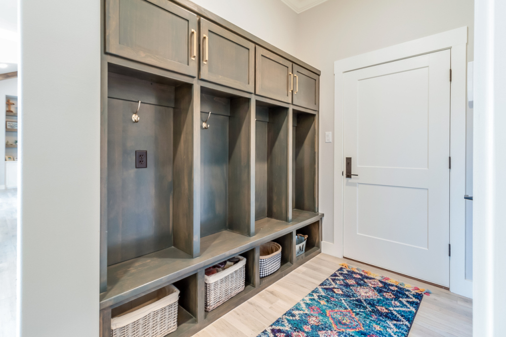 What Is A Mudroom
