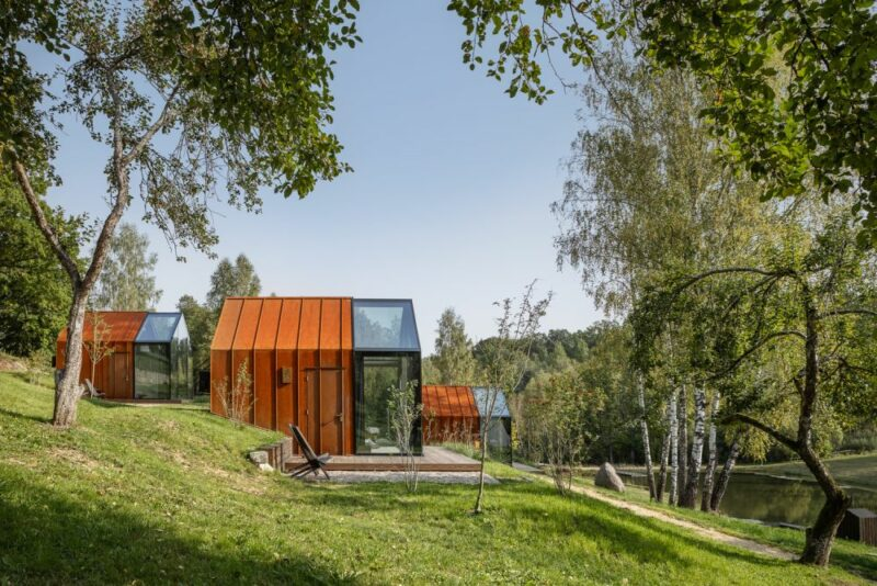 A Wellness Resort In Latvia Gives Tradition A Modern Face