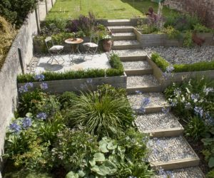 Beautiful Sloping Garden Ideas That Show You How To Deal With Rough Terrain