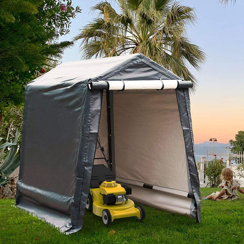 Abba Patio Outdoor Storage Shelter