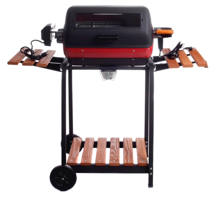 Americana by Meco 1500 Watt Electric Grill With Rotisserie