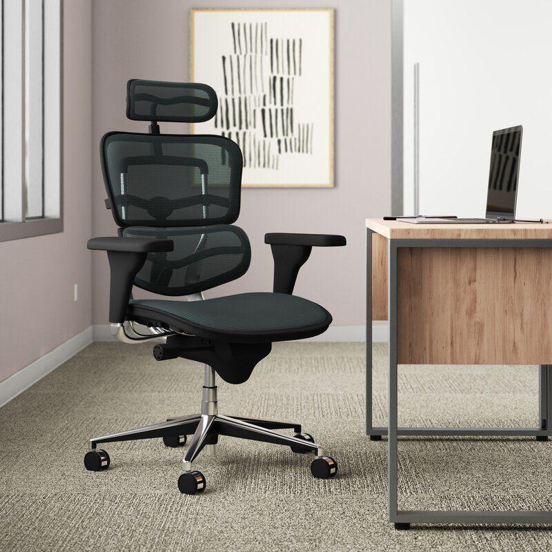 Beckson Ergonomic Mesh Task Chair