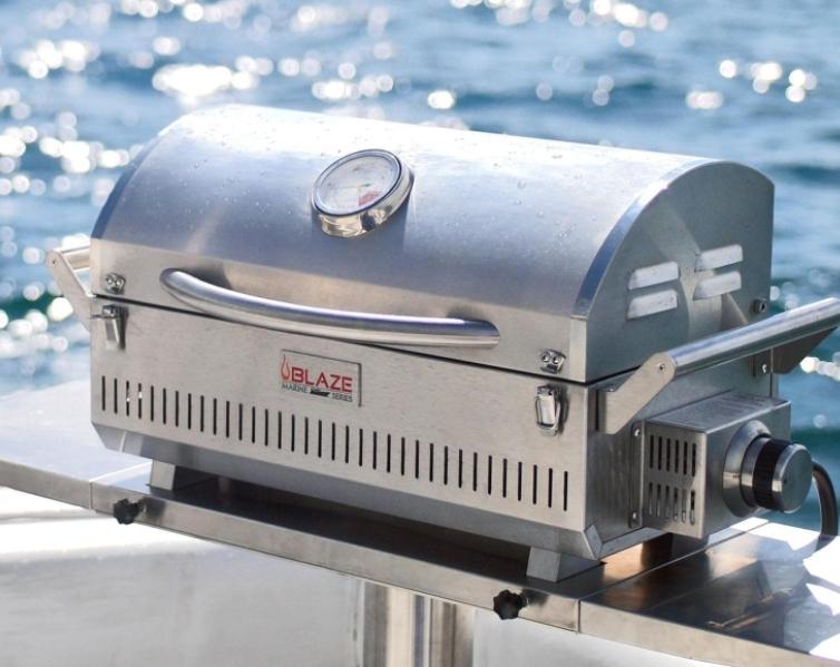 Blaze Professional LUX Marine Grade Portable Propane Gas Grill