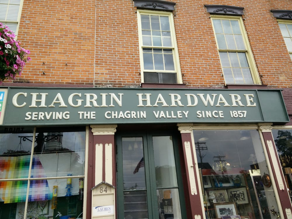 Chagrin Hardware & Supply