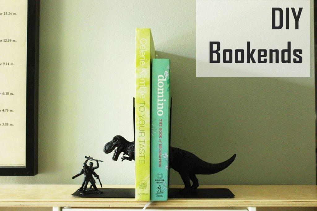 DIY Bookends