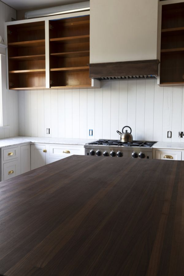 How To Cut, Sand, Install, And Finish A Butcher Block Countertop