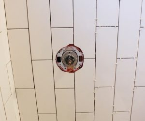 How To Cut A Hole In Tile Without Breaking It