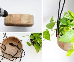 Hang Your Plants in Style with These Hanging Plant Stands