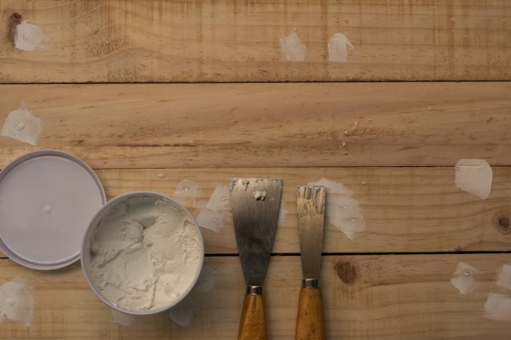 Wood Putty Vs. Wood Filler