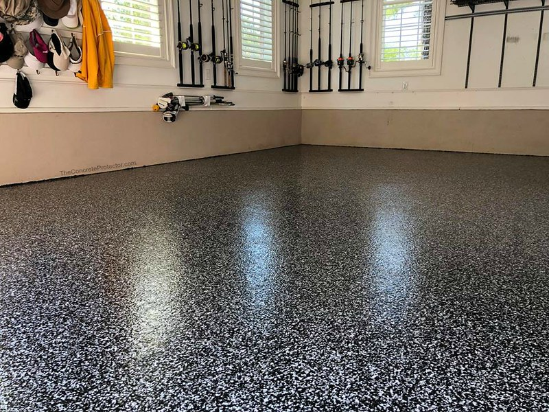 What Is The Best Floor For A Garage