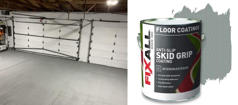 FIXALL Skid Grip Anti-Slip Paint