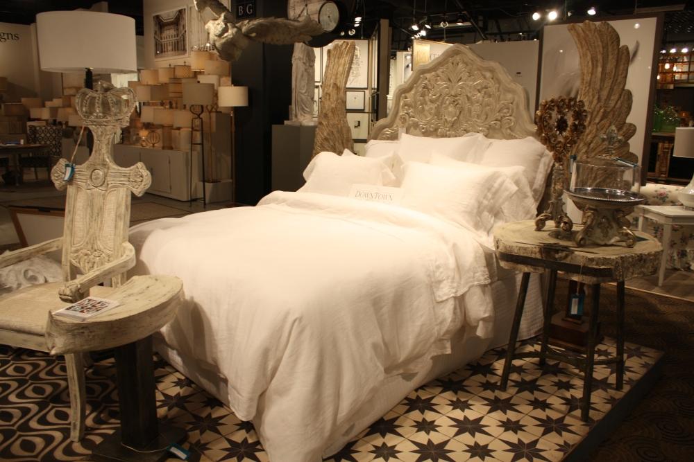 shabby chic bedding decor