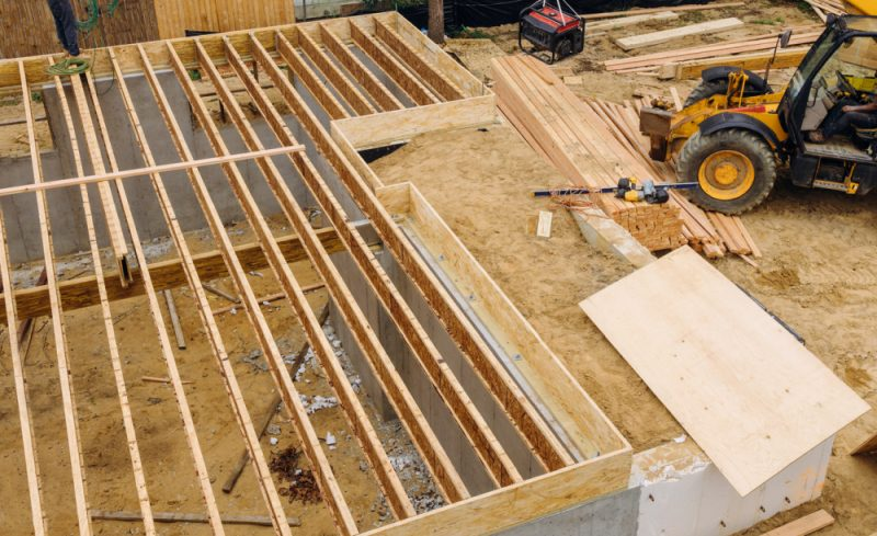 What Is A Floor Joist In Construction?