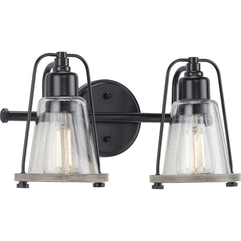 Hollowell 2 - Light Dimmable Vanity Light