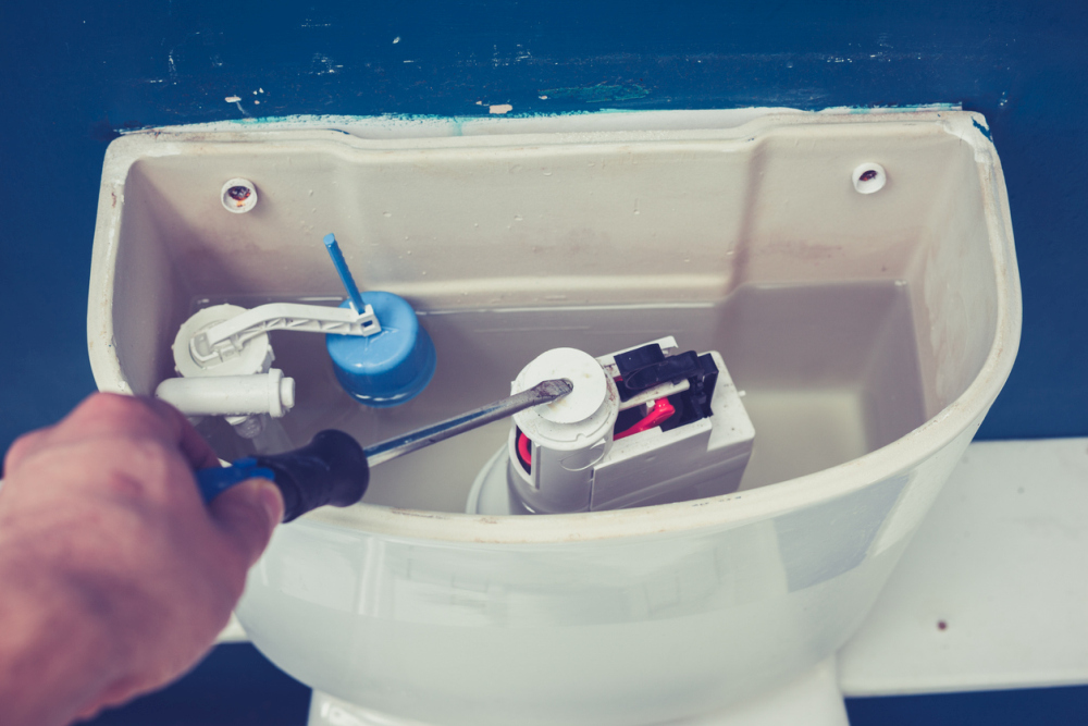 How To Fix A Clogged Toilet With A Plunger