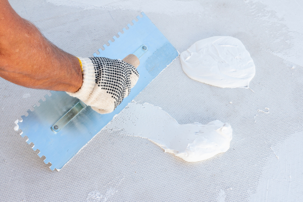 How To Spackle Walls