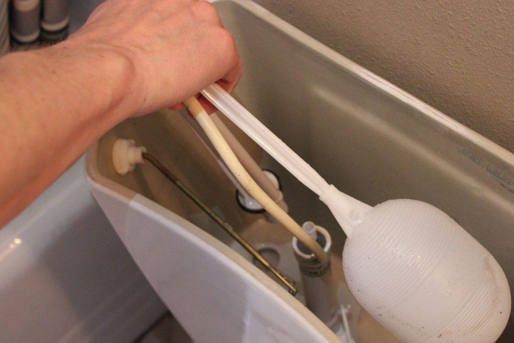 toilet won t flush
