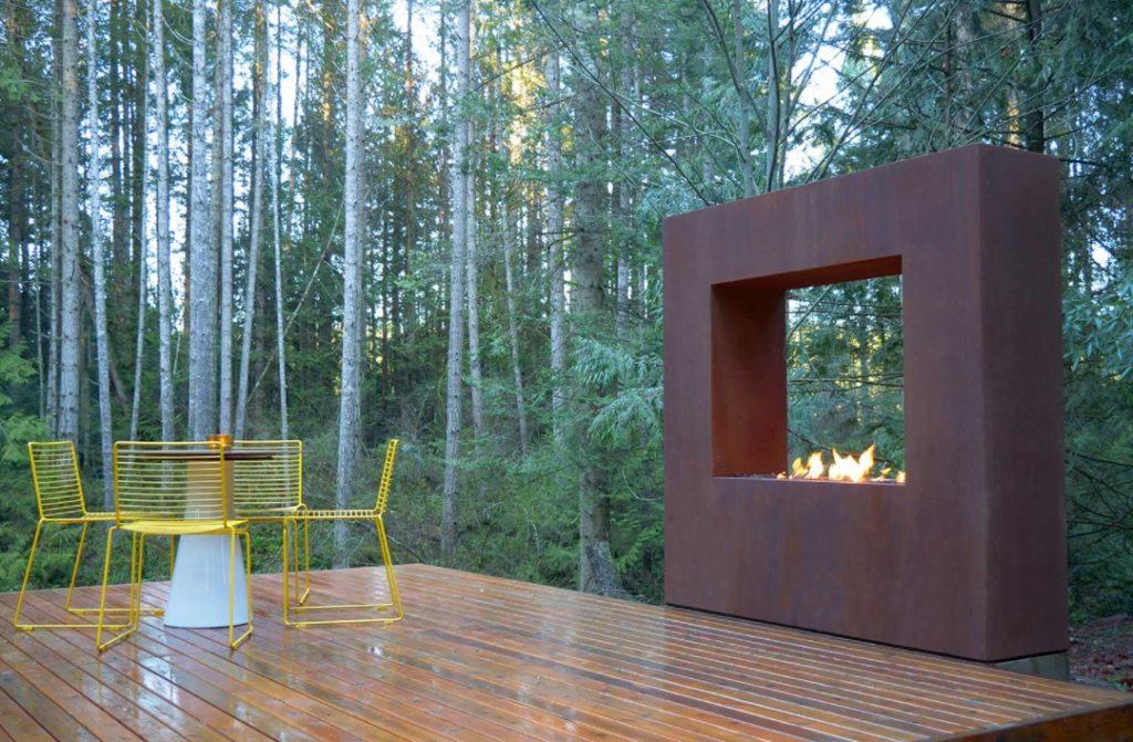Kodo fireplace