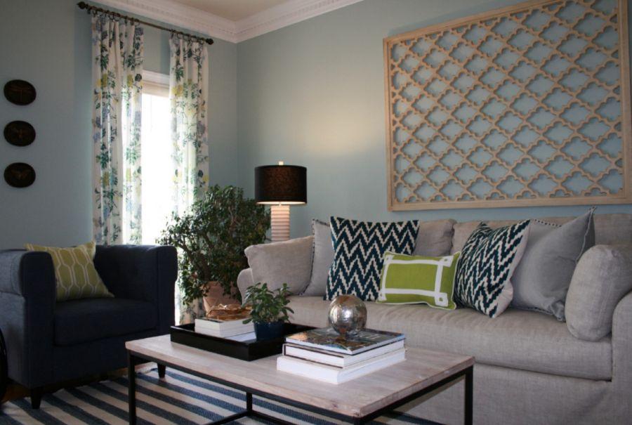 modern small modern living room design