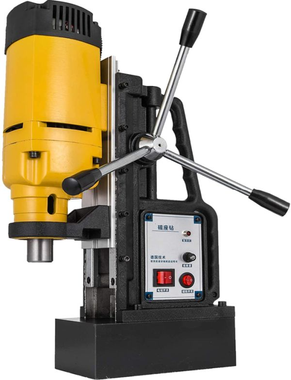 Mophorn 1200W Magnetic Drill Press
