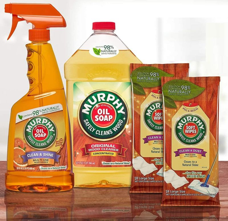 Murphy's Oil Soap Wood Cleaner