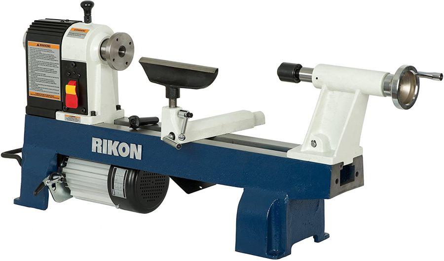 RIKON 70-100 12-by-16-Inch Mini Lathe
