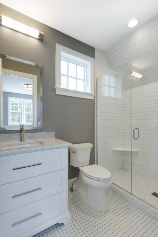 How Big Is The Average Bathroom?
