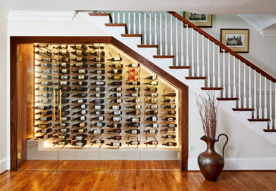 Why even want a wine cellar in the first place?