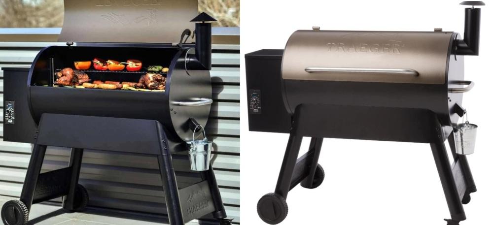 Traeger Pro Series 34-Inch (Gen 1) Wood Pellet Grill