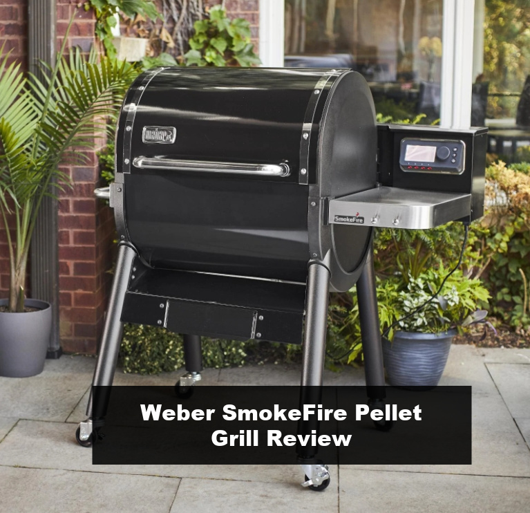 Weber SmokeFire Pellet Grill Review