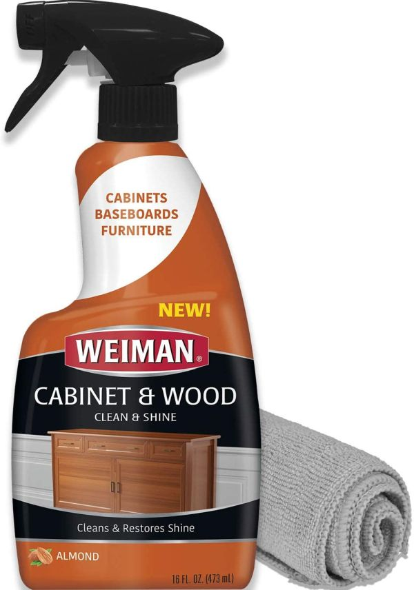 Weiman Wood Cleaner and Furniture Polish Spray