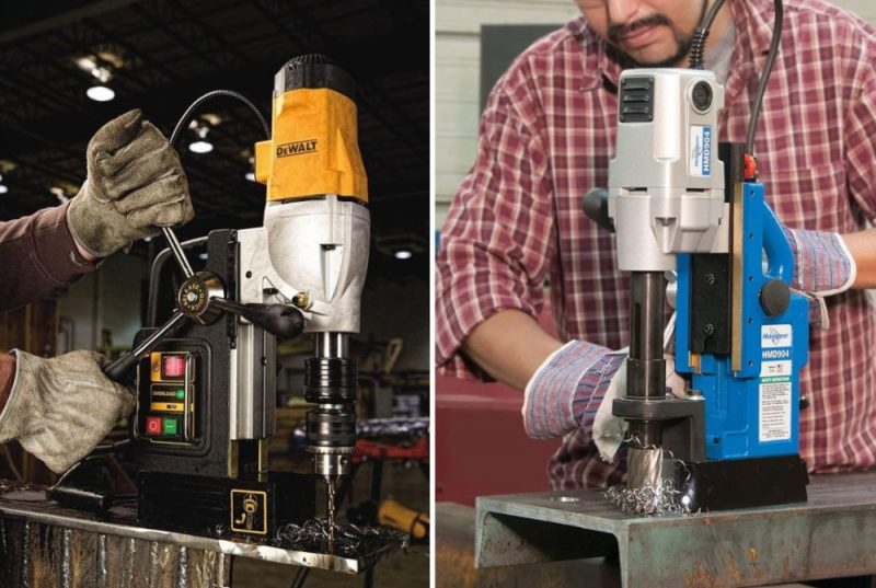 How To Choose A Mag Drill If You Deal With Metal Projects