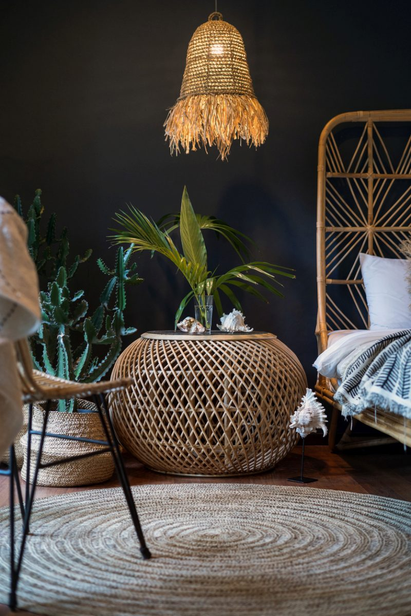 10 Surprisingly Versatile Wicker and Rattan Light Fixture Ideas